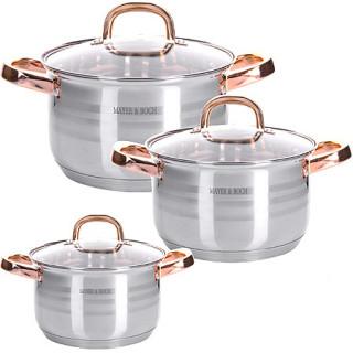 Набор посуды 6 предметов Mayer&Boch 28810