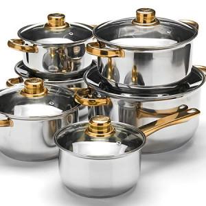 Набор посуды 12 предметов Mayer&Boch 25752