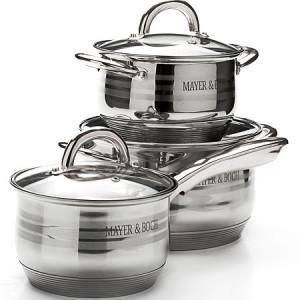 Набор посуды 6 предметов Mayer&Boch 25667