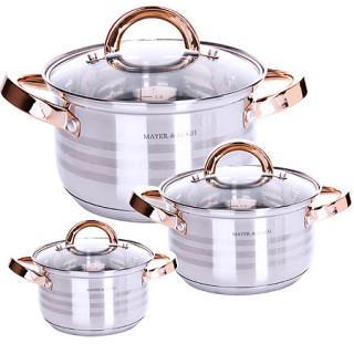 Набор посуды 6 предметов Mayer&Boch 29050