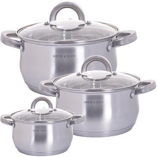 Набор посуды 6 предметов Mayer&Boch 29161