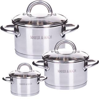 Набор посуды 6 предметов Mayer&Boch 29052