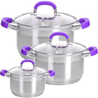 Набор посуды 6 предметов Mayer&Boch 29104