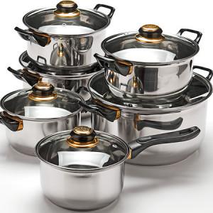 Набор посуды 12 предметов Mayer&Boch 25750
