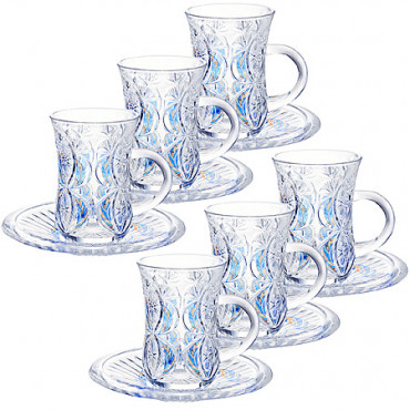 Чайный набор 12 предметов Loraine 27088 #0