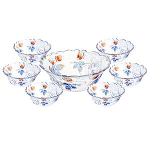 Набор салатниц 7 предметов Loraine 22759