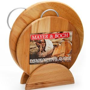 Комплект из 2-х досок с металлической ручкой Mayer&Boch 30-71