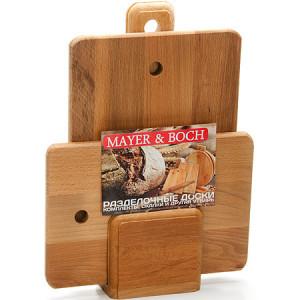 Комплект из 2-х досок прямоугольный Mayer&Boch 30-1