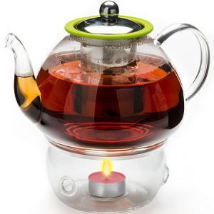 Заварочный стеклянный чайник 1,2л Mayer&Boch 25677