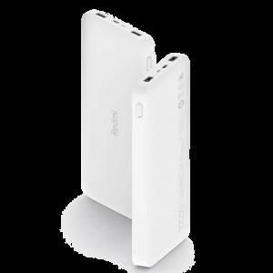 Внешний аккумулятор Xiaomi Redmi Powerbank 10000 мАч