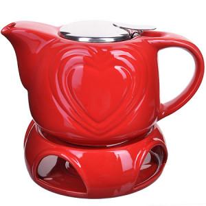 Заварочный чайник 700мл Loraine 28687