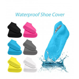 Бахилы от дождя Waterproof silicone shoe cover RZ-507