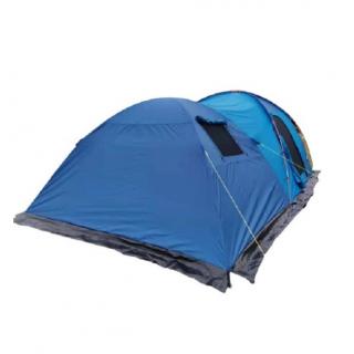 Четырехместная кемпинговая палатка MIMIR 1600W-4