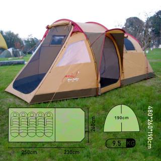 Туристическая 5-местная палатка MIMIR X-ART1850W-5 Mimir Outdoor