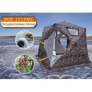 Универсальная зимняя палатка для рыбалки MIR-2019MC Mimir Outdoor