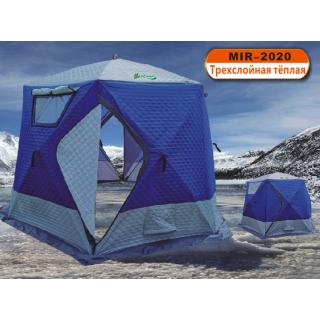 Универсальная зимняя палатка для рыбалки MIR-2020 Mimir Outdoor