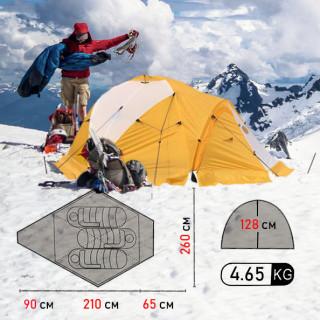 Профессиональная палатка для альпинизма VE-25 Mimir Outdoor