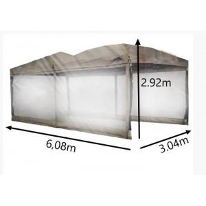 Автоматический быстросборный шатер Shadeway