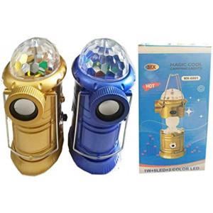 Светодиодный кемпинговый фонарь MAGIC COOL CAMPING LIGHTS MX-6801