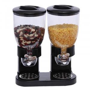 Двойной дозатор Cereal Dispenser для круп и готовых завтраков F0053A