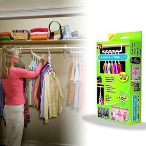 Складная вешалка для одежды Wonder Hange TV-095
