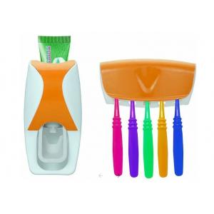 Автоматический дозатор зубной пасты и держатель для щёток X-325F