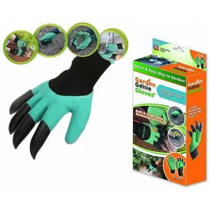 Садовые перчатки с когтями Garden Genie Gloves RZ-494