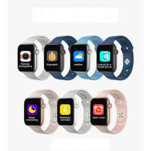 Smart Watch T5 - легкие спортивные умные часы