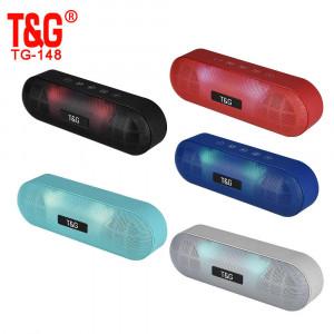 Беспроводная Bluetooth колонка T&G TG-148