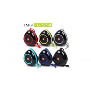 Беспроводная музыкальная колонка T&G TG-514