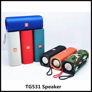 Беспроводная Bluetooth колонка T&G TG-531
