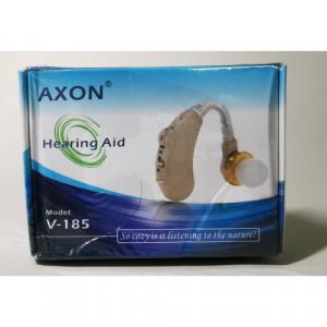 Заушный слуховой аппарат AXON V-185 - чувствительный усилитель звука