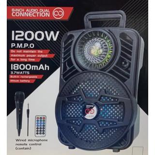 Портативная колонка TWS ALP-806 с микрофоном