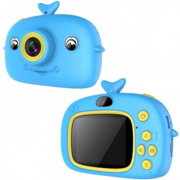 Детский цифровой мини фотоаппарат рыбка Х12 #0