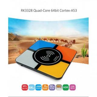 Cмарт ТВ приставка R TV BOX S10 plus Android 8.1 4GB 32 GB