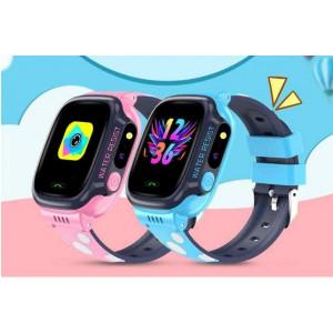 Детские часы с GPS трекером SMART BABY WATCH Y92
