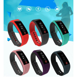 Фитнес браслет Smart Fitness Bracelet W808S