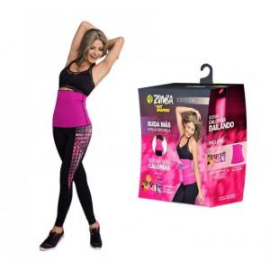 Пояс для похудения Hot Shapers Zumba PINK