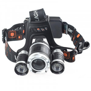 Налобный Фонарь High Power Headlamp Plus Zoom
