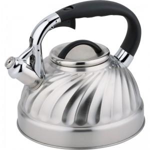 Чайник со свистком 3 л из нержавеющей стали Rainstahl RSWK-7633-30