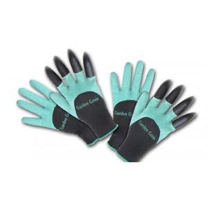 Перчатки для сада и огорода Garden Genie Gloves
