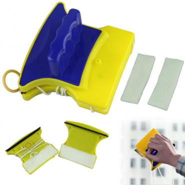 Магнитная щетка для мытья окон Glass Wiper #0