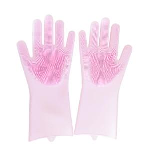 Многофункциональные перчатки для мытья Magic Brush