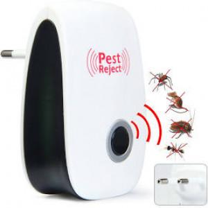 Отпугиватель грызунов, тараканов и насекомых Electronic pest repeller NEW 2018