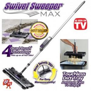 Электровеник Swivel Sweeper Max (Свивел Свипер Макс) 9988S