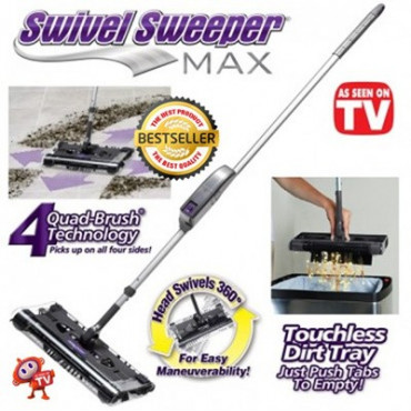 Электровеник Swivel Sweeper Max (Свивел Свипер Макс) 9988S #0