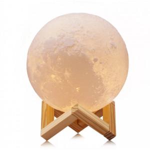 Настольная лампа Луна 3d Мoon light lamp