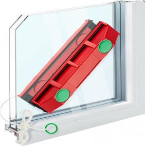 Магнитная щетка Glider для мытья окон