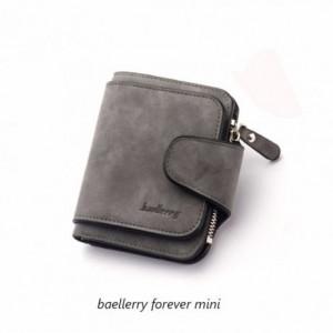 Женское портмоне Baellerry Forever Mini (Темно-серый)