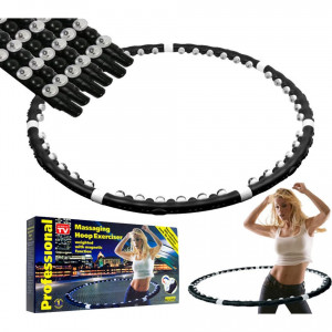 Обруч Хула Хуп Hula Hoop Massaging Exerciser